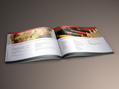 Motel Compendium Design and Print